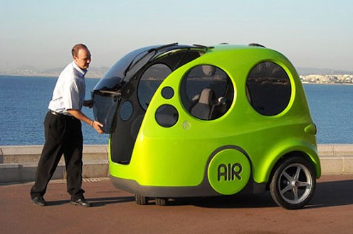 Airpod: la city car con motore ad aria compressa