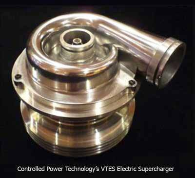 Turbocompressore elettrico