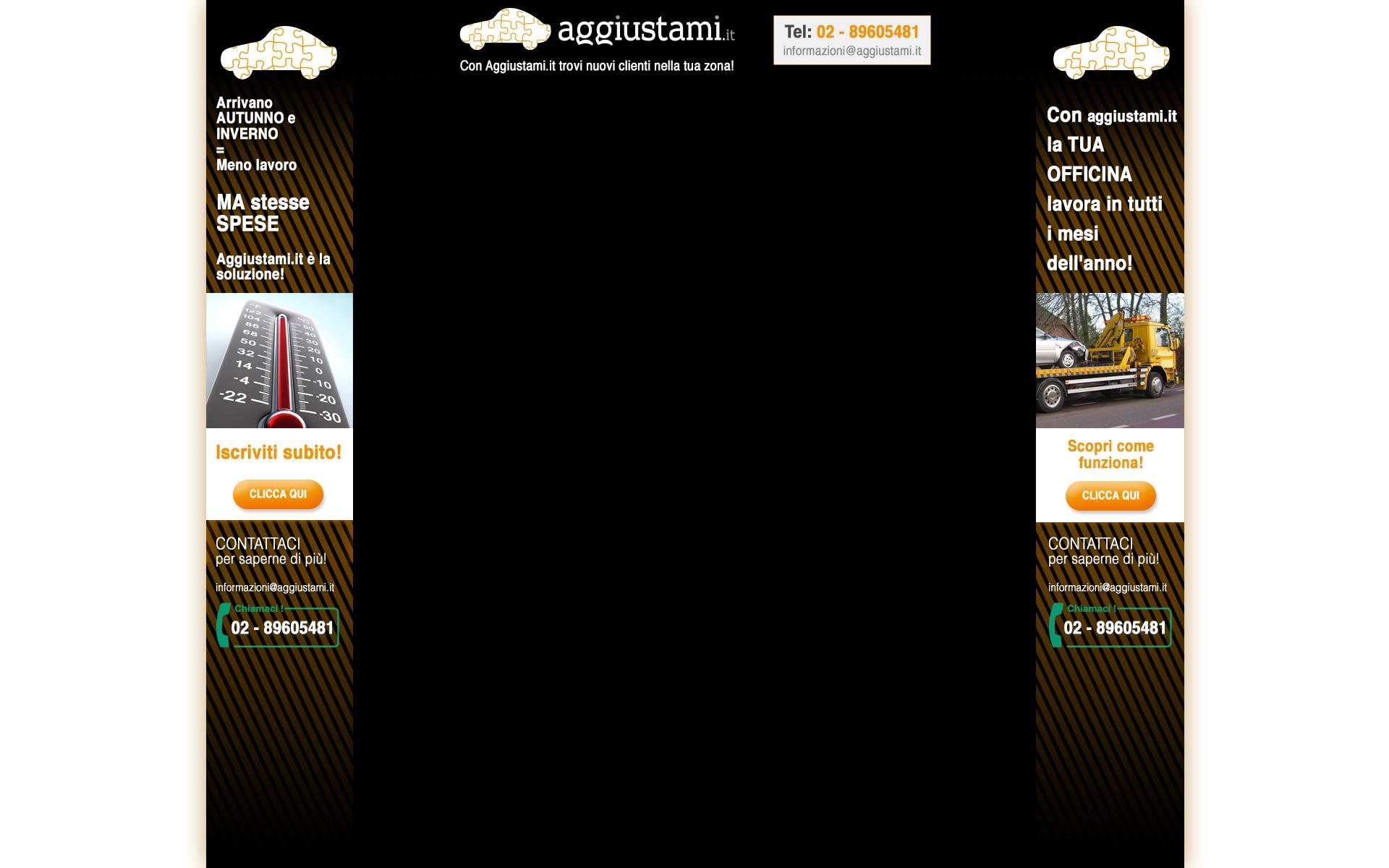 Skin Banner Aggiustami