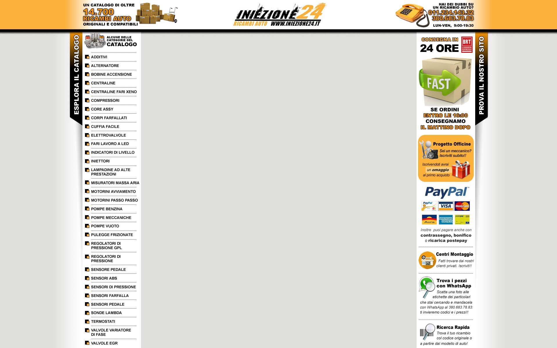 Skin Banner Iniezione24